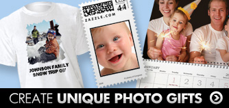 Create Unique Photo Gifts