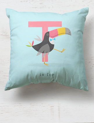 Cute Cushions from Sugar Snap Studio