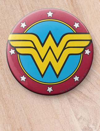 DC Comics Badges